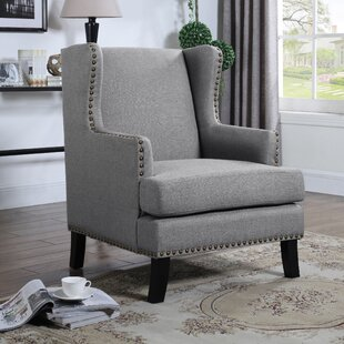 Kaleigh Wingback Chair