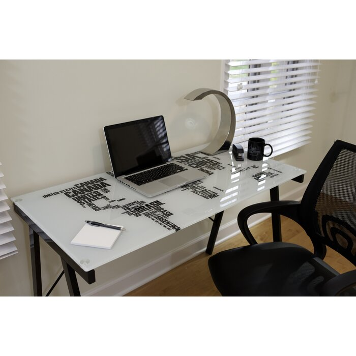 Wrought studio brighton beach world map office writing desk brighton beach world map office writing desk gumiabroncs Choice Image