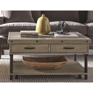 Yesenia Coffee Table with Storage