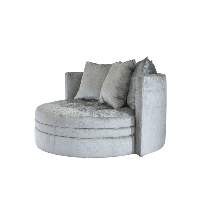 Fantastic Kennedy Barrel Chair Dailytribune Chair Design For Home Dailytribuneorg