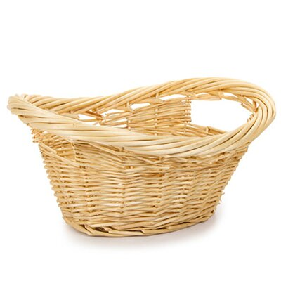 willow wicker laundry basket