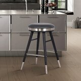 Almazan  26 Bar Stool by Breakwater Bay