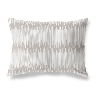 Column Cotton Lumbar Pillow