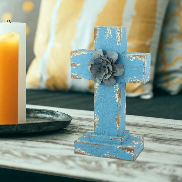 Cross Sculpture Wayfair