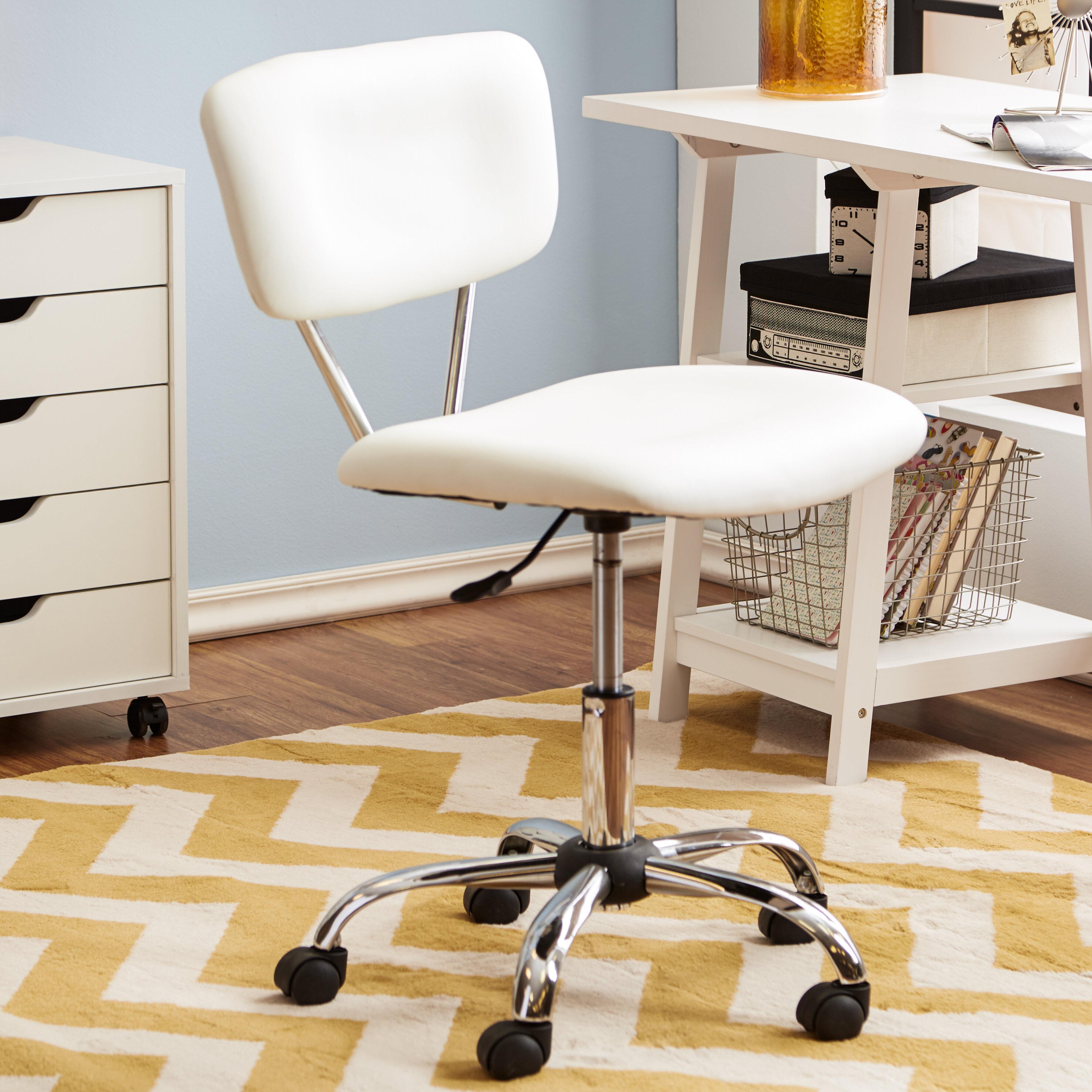 Zipcode Design Chloe Mid-Back Desk Chair & Reviews | Wayfair