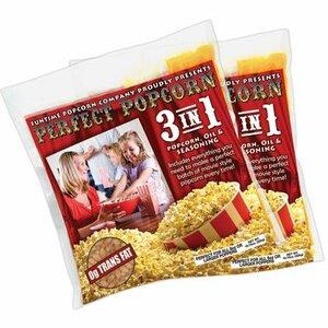 Perfect Popcorn 3-in-1 Popcorn Pouches
