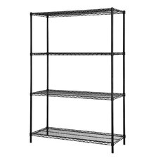 All Purpose 4 Shelf Shelving Unit I by Excel Hardware