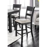 Aiden 26.25 Counter Stool (Set of 2) by Gracie Oaks