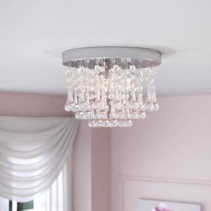 Kora 3-Light Flush Mount