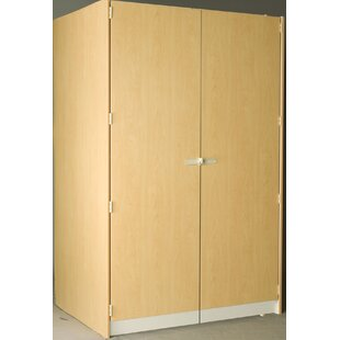 Music 1 Tier 2 Wide Instrument Storage by Stevens ID Systems