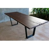 Segovia Solid Wood Dining Table by Masaya & Co