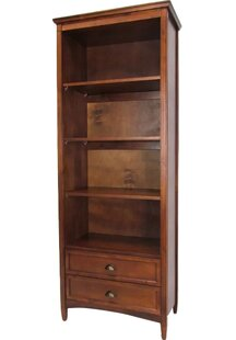 Budget Pineview Standard Bookcase by Darby Home Co