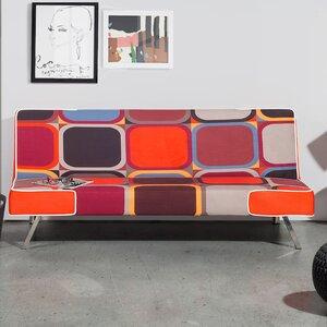 3-Sitzer Schlafsofa Wang von Home Loft Concept