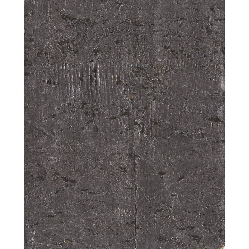 "17 Stories Cormac 24 L x 36"" W Cork Wallpaper Roll"