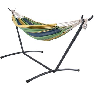 Lazy Daze Double Tree Hammock by Sundale Outdoor Great price