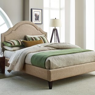 Great choice Prenda Upholstered Bed by Darby Home Co Reviews (2019) & Buyer's Guide