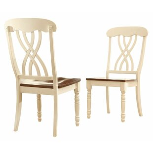Heidi Dining Chair (Set of 2) Alcott Hill