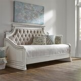 Three Posts Jorgenson Twin Metal Daybed With Trundle Birch Lane