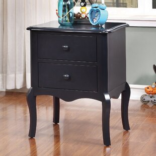 Look for Markita 2 Drawer Nightstand by Viv + Rae Reviews (2019) & Buyer's Guide