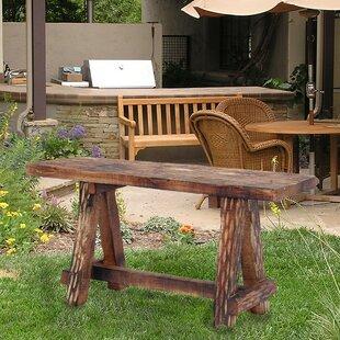 Gwaltney Wood Garden Bench