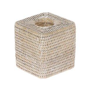 Maguire Square Tissue Box Cover