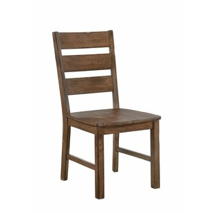 Maci Solid Wood Dining Chair (Set of 2)