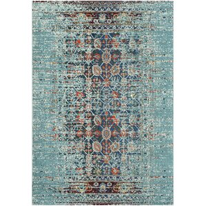 Artemis Blue Area Rug