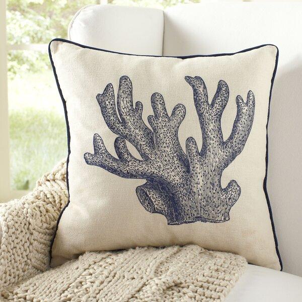 Envogue Embroidered Pillows Wayfair