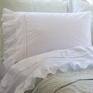 Prairie Crochet Cotton Pillowcase (Set of 2)