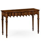 William Yeoward Collected by Jonathan Charles 50.51 Solid Wood Console Table by Jonathan Charles Fine Furniture