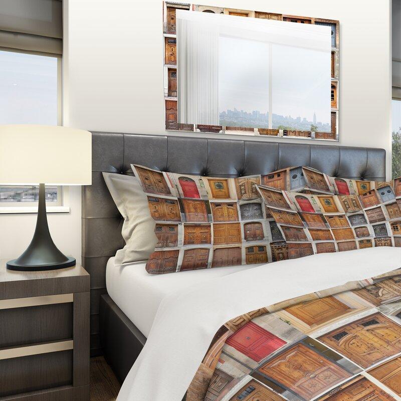Phenomenal Designart Art Nouveau Doors Duvet Cover Set Download Free Architecture Designs Osuribritishbridgeorg