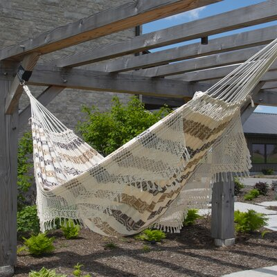 Birtwhistle Double Classic Hammock by Ebern Designs 2020 Coupon