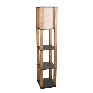 Etonnant Floor Lamp With Shelves | Wayfair