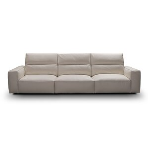 Savini Leather Reclining S..