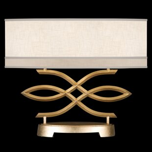 Allegretto Gold 21 Table Lamp