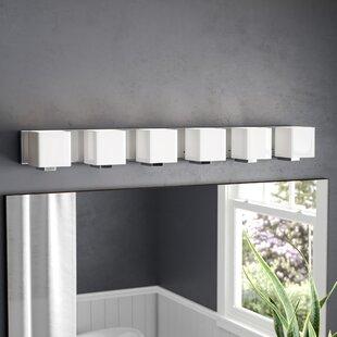 Arham 6-Light Bath Bar ByWade Logan