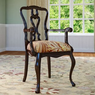 Hepburn Arm Chair by Canora Grey