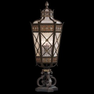 Looking for Chateau Outdoor 5-Light Pier Mount Light By Fine Art Lamps