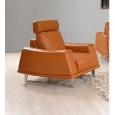 Leather Armchair by Noci Design