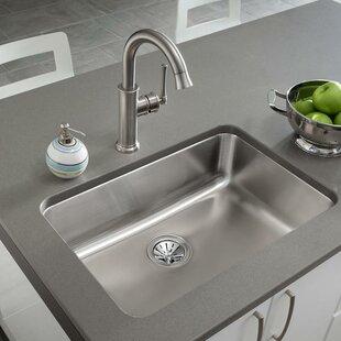 28 inch kitchen sink wayfair lustertone 27 x 19 undermount kitchen sink workwithnaturefo