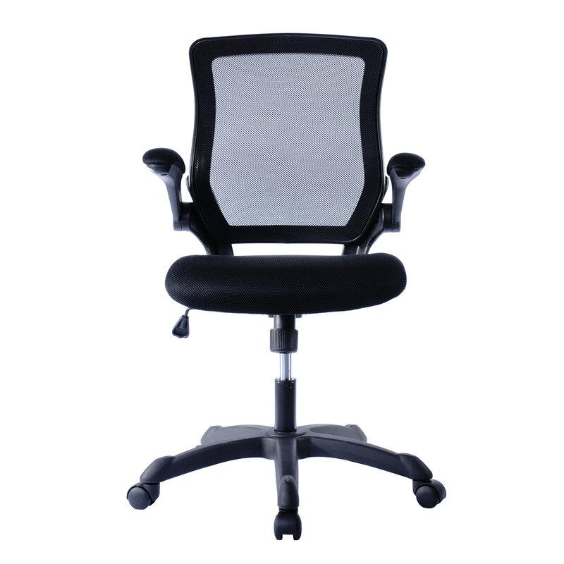 chair id vitra shop categories polished chairs alu nero schwarz aluminium furniture office mesh