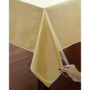 Bath Spill Safe Super Protector Oblong Tablecloth