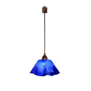 Blue pendant lighting Pendulum Quickview Wayfair Cobalt Blue Pendant Lights Wayfair