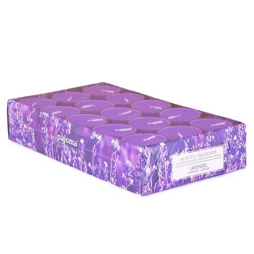 Teelicht-Set Lavendel Die Saisontruhe | Dekoration > Kerzen und Kerzenständer > Teelichter | Die Saisontruhe