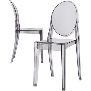 Victoria Ghost Chair (Set of 2) (Set of 2) by Kartell
