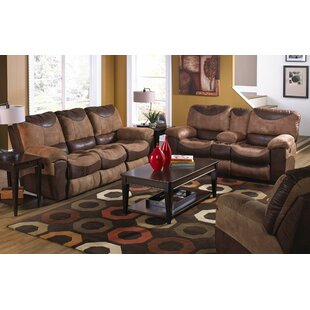 Affordable Portman Reclining Loveseat w/Storage & Cupholders by Catnapper Reviews (2019) & Buyer's Guide