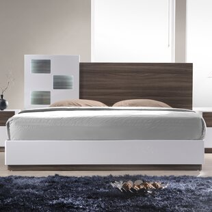 Inexpensive Elida Platform Bed by Orren Ellis Reviews (2019) & Buyer's Guide