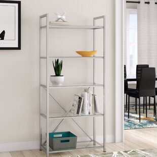 Delreal Etagere Bookcase