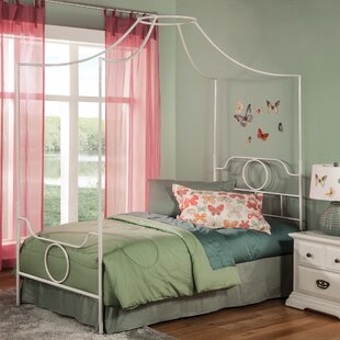 Compare Bettie Wrought Iron Headboard and Footboard by Harriet Bee Reviews (2019) & Buyer's Guide