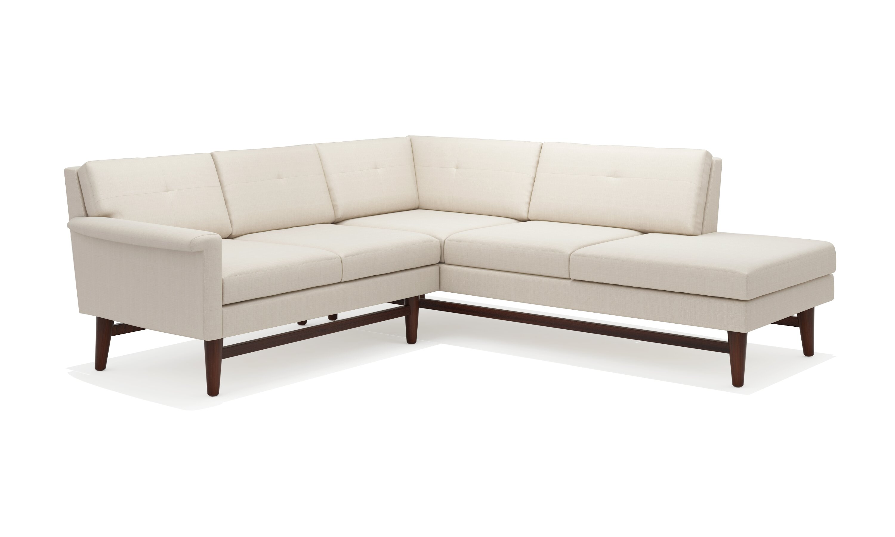 feature rio corner sectional stem